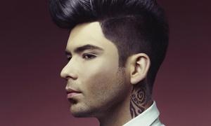 Taylor Sean Hair Salon: Up to 52% Off Men's Haircut & Shave Packages at Taylor Sean Hair Salon