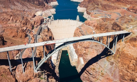 Hoover Dam Helicopter Tour  Las VegasSouthWest Tours Inc  Groupon