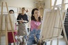 Up to 50% Off an Adults' Canvas-Painting Class