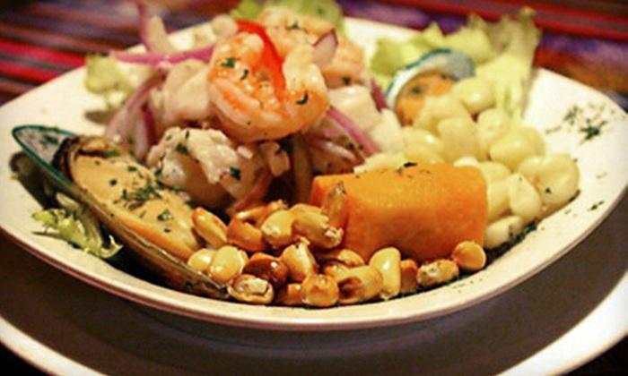 Maemi Peruvian Cuisine - Kensington Park: $15 for $30 Worth of Peruvian Cuisine at Maemi Peruvian Cuisine