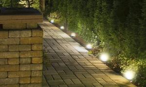 Spots solaires LED encastrables