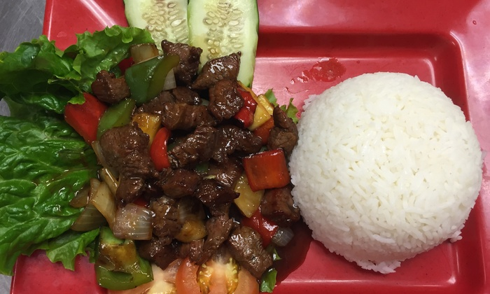 California Pho And Grill - West Arlington: $6 for $10 Worth of Chinese Food — California Pho & Grill