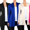 Women's Straight-Panel Cardigan