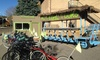 AZ Segway and Pedal Tours - Downtown Flagstaff: Historic, Haunted, or Beer & Wine Bike Tour for Four (40% Off)
