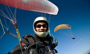 Pittsburgh Paragliding: Introductory Paragliding Class for One or Two at Pittsburgh Paragliding (Up to 51% Off)