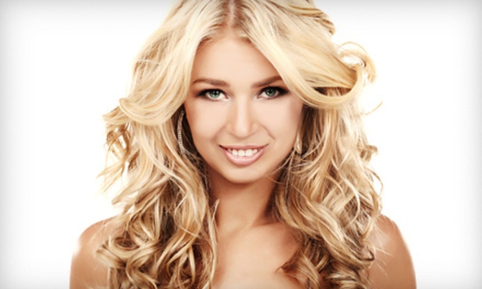 Cheyenne at Hair Xtraordinare - Downtown Zeeland: Haircut with Optional Toner Treatment with Partial or Full Highlights from Cheyenne at Hair Xtraordinare (Up to 59% Off)