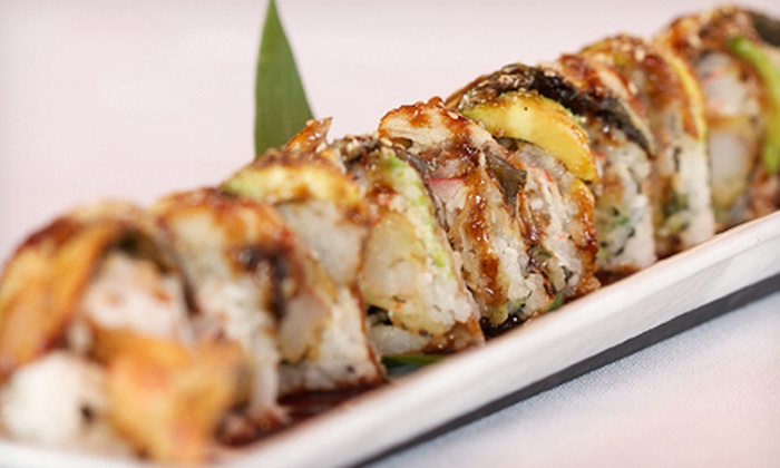 Corner Kitchen - Diamond Head - Kapahulu - St. Louis: $20 for $40 Worth of Sushi and Local Asian Cuisine at Corner Kitchen