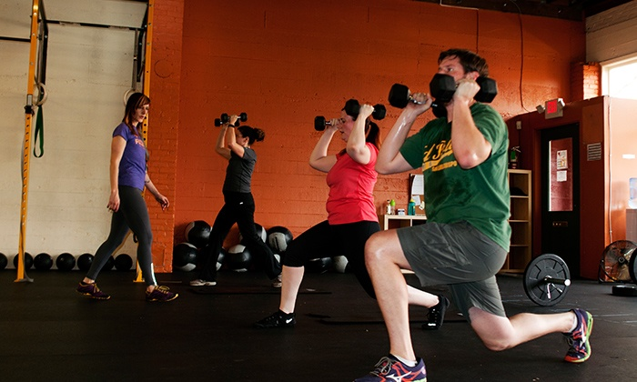 Fulcrum Fitness - Multiple Locations: $89 for 21-Day Fitness Experience Package at Fulcrum Fitness ($319 Value)
