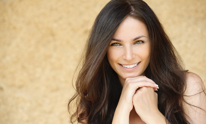 Brazilian Blow-Dry with Professional Cut from Hush (Up to 83% Off)