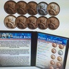 1940's Wheat Back Penny Collection