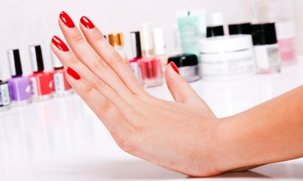 One or Three Gel Polish Manicures at Legendary Nails By Tara (Up to 56% Off)