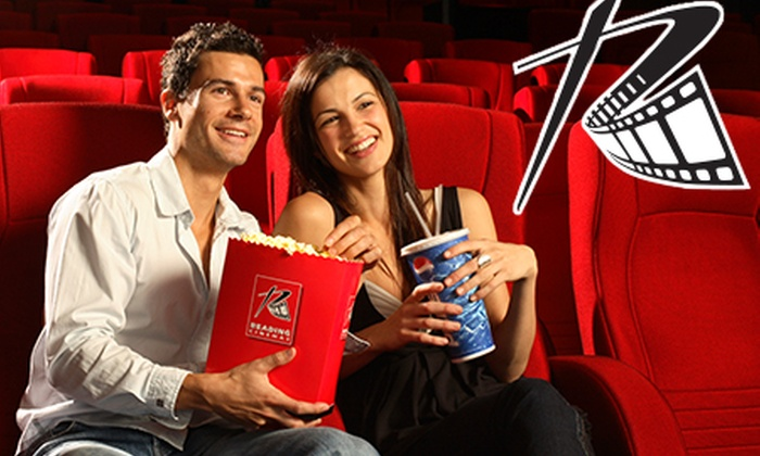 Reading Cinemas - Multiple Locations: $11 Ticket to Any Movie at Reading Cinemas, 12 Months Validity at 20 Locations Nationwide ($18 Value)