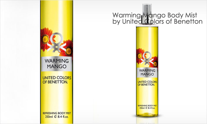 United Colors of Benetton Body Mist Body Mist by United Colors