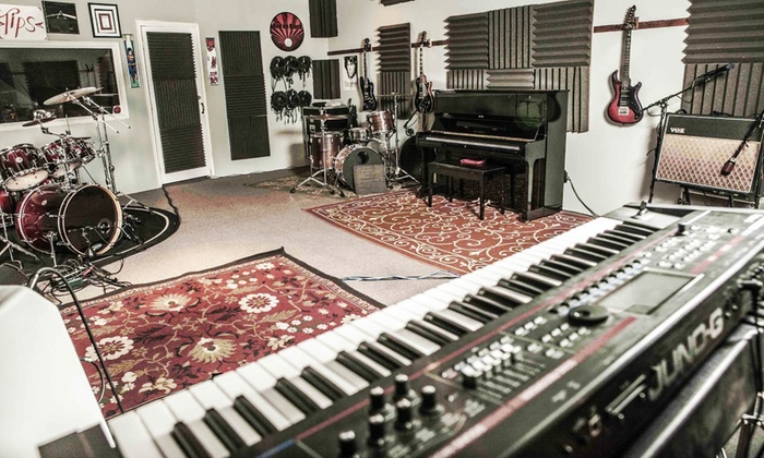 Audio Inn Recording - Audio Inn Recording: One Hour of In-Studio Recording from Audio Inn Recording (50% Off)