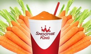 Smoothie King Oakville: $12 for Three Groupons, Each Good for One 32-Ounce Smoothie at Smoothie King Oakville ($21 Value)