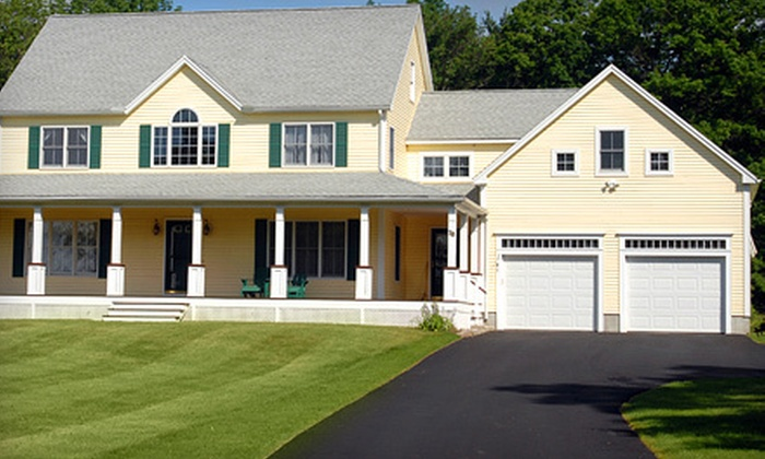 CT Sealcoat - Springfield, MA: Up to 1,000 Square Feet of Asphalt Sealcoating with or without Crack Filling from CT Sealcoat (Up to 54% Off)