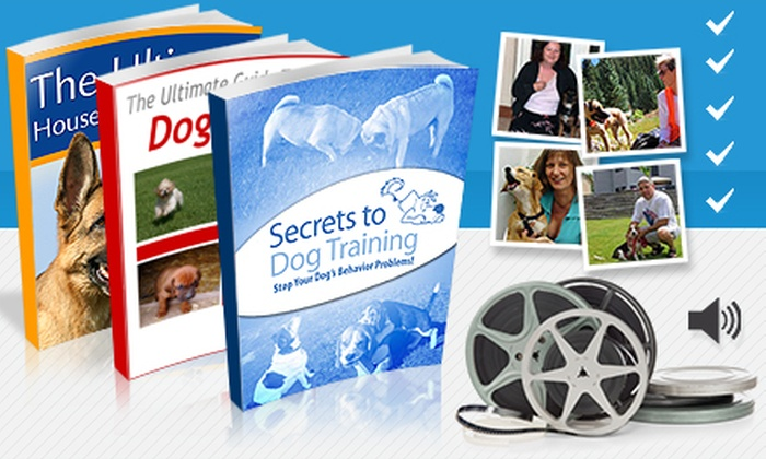 Kingdom of Pets: C$19.99 for a Dog-Training Mastery Multimedia Package from Kingdom of Pets (C$99.95 Value)