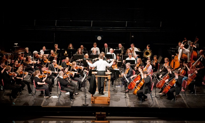 """Symphony NH """"Top Form"""" Concert - Keefe Center for the Arts: Symphony NH """"Top Form"""" Concert at Keefe Center for the Arts on Saturday, April 25, at 8 p.m. (Up to 50% Off)"""
