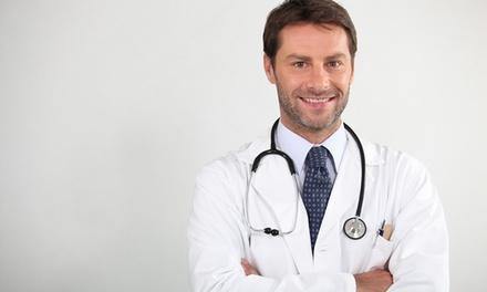 Visita angiologica, ecocolordoppler fino -89%