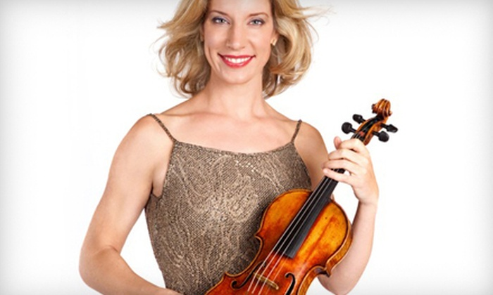 """ProMusica Arizona Presents """"A Night with Stradivarius"""" - Downtown Phoenix: ProMusica Arizona's """"A Night with Stradivarius"""" at Orpheum Theatre on Saturday, March 23, at 7:30 p.m. (Up to Half Off)"""