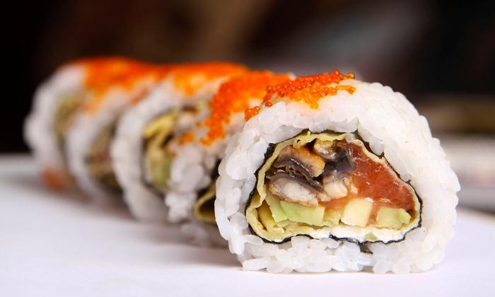 Yu-Mi Sushi Japanese Cuisine Restaurant - Great Bridge: $15 for $30 Worth of Japanese Food at Yu-Mi Sushi