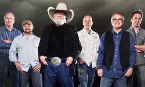 The Charlie Daniels Band & Marshall Tucker: The Charlie Daniels Band and The Marshall Tucker Band on Friday, October 9, at 8:30 p.m.