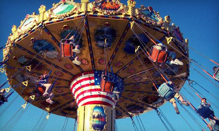 """""""Summer's Last Blast"""" - Washington: """"Summer's Last Blast"""" at Washington Town & Country Fair for Four on August 11 at 12 p.m. (Up to Half Off)"""