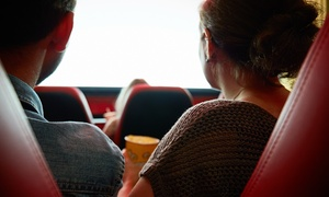 Sunset Point Cinema Bar & Grille: Two or Four Movie Tickets at Sunset Point Cinema Bar & Grille (Up to 46% Off)