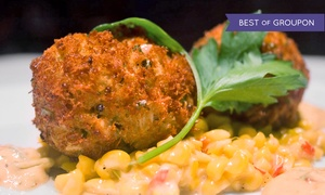 Front Porch Cafe: Dinner at Front Porch Cafe (47% Off). Two Options Available.