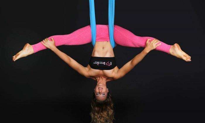 Shimmy Shimmy Dance Studio Inc - Medford: Two Sexy Fitness Classes at Shimmy Shimmy Dance Studio (70% Off)