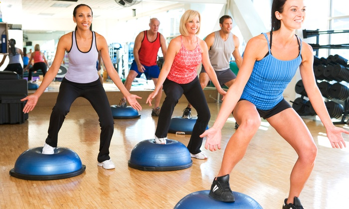 World Gym - Dallas: 10 or 20 Group Fitness Classes at World Gym (Up to 58% Off)