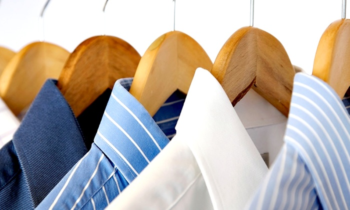 Fosters Cleaners - Multiple Locations: Dry Cleaning at Fosters Cleaners (48% Off). Two Options Available.