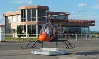 15 min de simulateur dhélicoptère à 39,99 € avec Giro Aventures