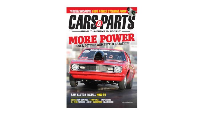 Cars Parts Magazine Subscription Groupon - Muscle car parts