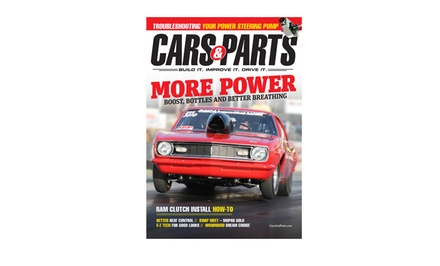 1-Year, 6-Issue Subscription to Cars & Parts Magazine