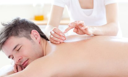 image for Deep-Tissue or Sports Massage with Acupuncture at Corrective Body Solutions (Up to 64% Off)