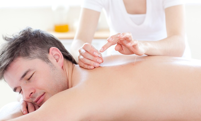 Corrective Body Solutions - Inside the Mandala Integrative Medicine Clinic: Deep-Tissue or Sports Massage with Acupuncture at Corrective Body Solutions (Up to 68% Off)