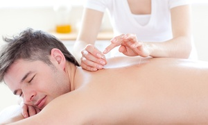 Corrective Body Solutions: Deep-Tissue or Sports Massage with Acupuncture at Corrective Body Solutions (Up to 65% Off)