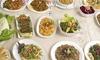 Lebanese Food, Knightsbridge