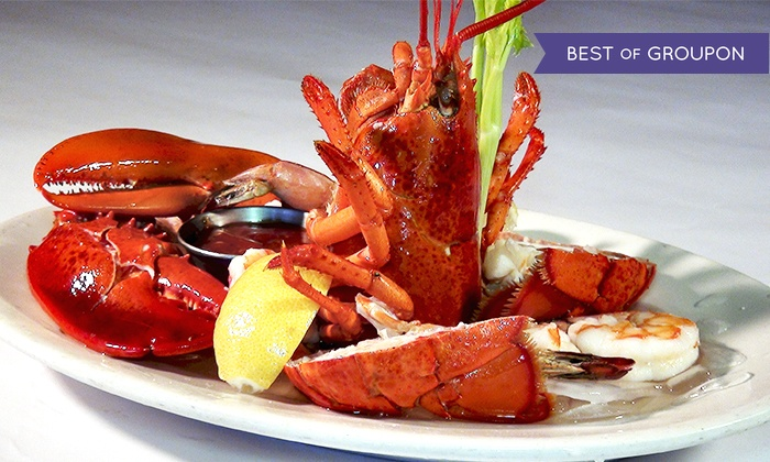 Fisherman's Catch - Fisherman's Catch: Seafood for Dine-In or Takeout at Fisherman's Catch (Up to 50% Off). Four Options Available.