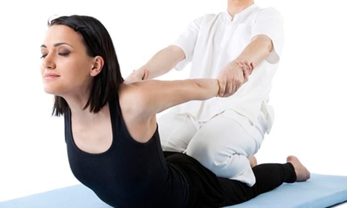 Dragonfly Integrative Wellness, Inc. - Schiller Park: 60- or 90-Minute Thai, Shiatsu, or Custom Massage at Dragonfly Integrative Wellness, Inc. (Up to 55% Off)