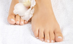 Marietta's Day Spa & Salon: $45 for Aromatherapy Pedicure with Foot Reflexology at Marietta's Day Spa and Salon ($90 Value)