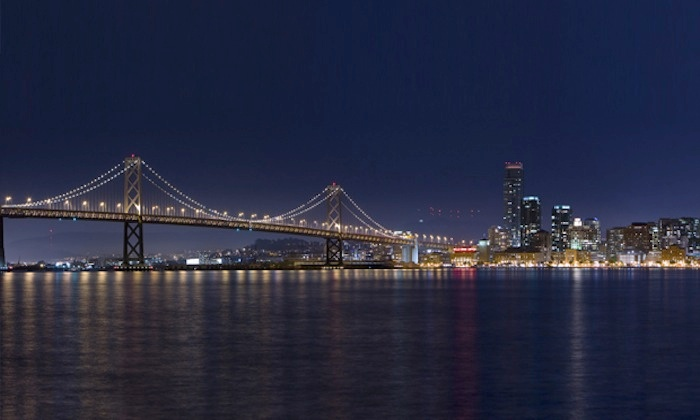Capture the Night Skyline at a Waterfront Photo Outing - San Francisco: Boost your photo skills as you take stunning sunset shots of the city from the shores of Treasure Island.