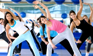 ZASS Fitness Studio: Five or Ten Drop-In Zumba Classes at ZASS Fitness (Up to 76% Off)