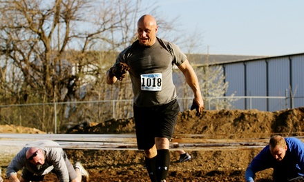Entry to the Springfield Urban Warrior Challenge for One or Two on Sunday, May 3 (Up to 40% Off)