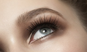 Lashlove: Eyelash Extensions: Half Set ($29), Classic ($38), or Glamour ($69) at Lashlove (Up to $90 Value)
