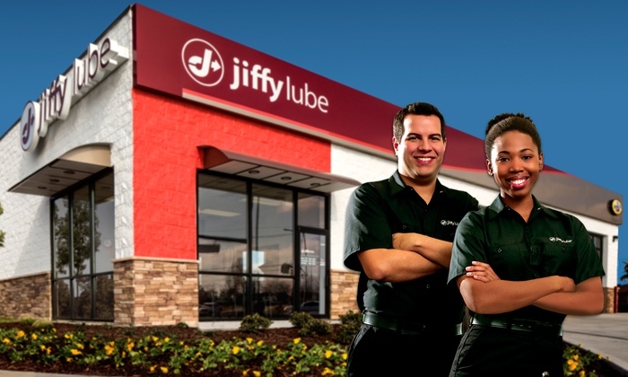 $20 for an Oil Change with Inspection at Jiffy Lube ($43.99 Value)