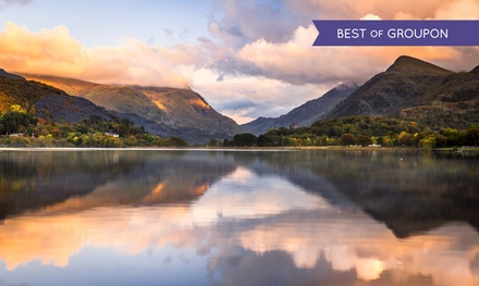 Snowdonia: 2 or 3 Nights for Two with Breakfast and Spa Access at Waterloo Hotel & Lodge