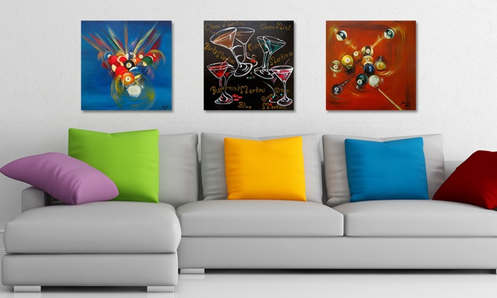 James Wing Limited-Edition Signed Billiards Artwork: James Wing Limited-Edition Signed Billiards Artwork. Multiple Options Available. Free Returns.