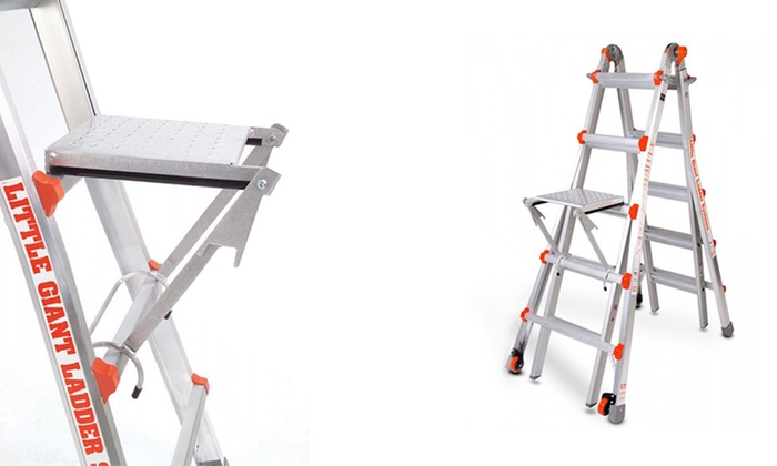 ... Little Giant Ladder Accessories Little Giant Ladder Accessories ...  sc 1 st  Groupon & 30% Off on Little Giant Ladder Accessories | Groupon Goods islam-shia.org